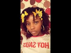 Outre's Big Beautiful Hair Half Wig - 4A Kinky Review - YouTube