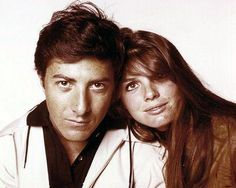 Dustin Hoffman & Katharine Ross in The Graduate by cooperscooperday, via Flickr