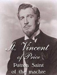 St. Vincent ( Vincent Price )