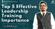Importance of Leadership Training has so many things included in it such as to remember the responsibility of the leader, manage behavior with all, should be d…