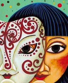 O Tapete Vermelho da Imagem: Images' Red Carpet: Cara de Carnaval / Carnival's face