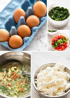 How to make Healthy Egg Muffins Healthy Meal Prep, Healthy Eating, Healthy Recipes, Breakfast Quesadilla, Beans Curry, Recipetin Eats, Egg Muffins, Food Goals, Vegetarian Cheese