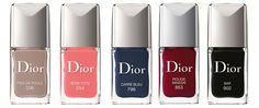 Dior Fall 2014   Nailderella