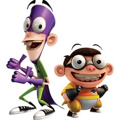 fanboy and chum chum - Google Search