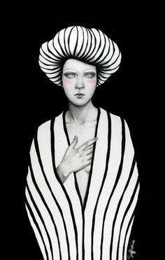 Elaine by Sofia Bonati