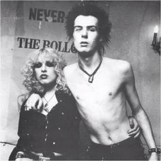 Sid and Nancy....what a life they lived.