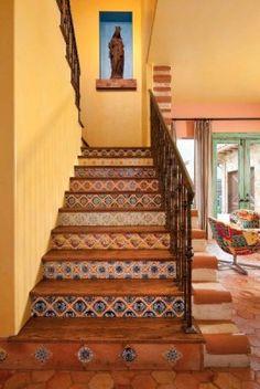 haciendas interiors mexico mexican and spanish decor - Spanish Decor