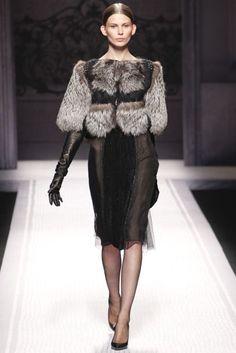 Alberta Ferretti Autumn/Winter 2012 Ready-To-Wear Collection | British Vogue