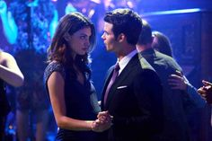 The Originals Burning Question: Will Elijah and Hayley Get Together in Season 1?