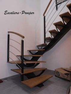 1000 images about escalier stairs we did on pinterest album photos album and ely. Black Bedroom Furniture Sets. Home Design Ideas