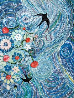 Swallows Departing