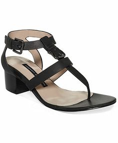 French Connection Larissa Thong Sandals