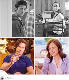 Gilmore Girls - Jess and Rory <3