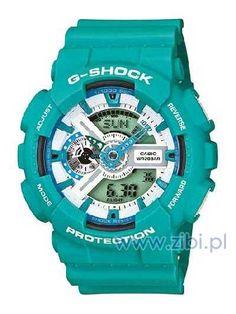 Casio GA-110SN-3AER | G-Shock Style