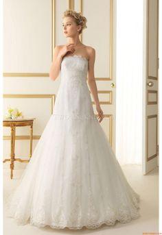 Vestidos de noiva Luna Novias 149 Tetuan 2013