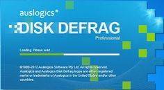 Free Download Auslogics Disk Defrag Pro Final | Republic Of Note
