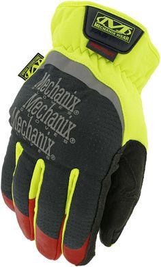 Mechanix Wear Herren FastFit Insulated Handschuhe Schwarz