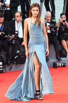 速報 ベネチア国際映画祭2016女優たちの華麗なるドレス集