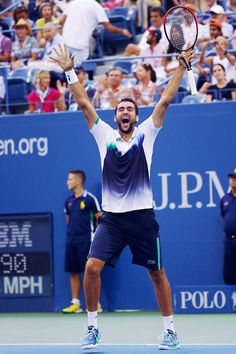 Marin Cilic Us Open 2014