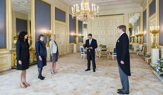 Den Haag, 20 mei 2015: Koning Willem-Alexander beëdigt op Paleis Noordeinde…