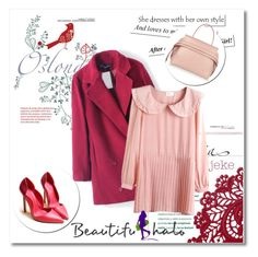 """""""Beautifulhalo 9"""" by sena87 ❤ liked on Polyvore featuring moda, Tod's y bhalo"""