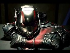 Ant-Man Official TRAILER #1 (2015) Paul Rudd Marvel Movie HD - YouTube