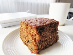 Ciasto marchewkowe bez mąki i cukru. Carrot cake without flour and sugar. Make Happy, Carrot Cake, Banana Bread, Carrots, Sugar, Cooking, Food, Calzone, Pizza