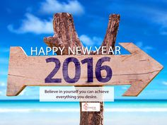 3D Images For New Year 2016