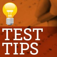 Peterson's Guide offers free test tips, strategies, and practice lessons for the PSAT, SAT, and the ACT.  #testprep