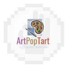 www.pixelsperfectstudio.com Studio Logo, Logo Design, Logos, Etsy, Products, Logo, A Logo