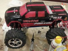 #MIPonline Traxxas,  tmaxx, hobby town, mip, added 2 sets of mip cvd