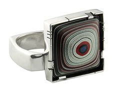 littlerock | One of a Kind...looks like fordite