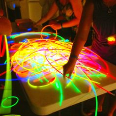 Premium Glow Sticks at wholesale pricing. We carry a wide selection of industrial strength Glow Sticks and LED Light Sticks for recreation and emergency uses. Sweet 16 Parties, Grad Parties, Birthday Parties, Birthday Ideas, Glow Stick Party, Glow Sticks, Neon Birthday, 16th Birthday, Led Light Stick
