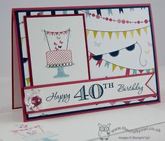 The Crafty Owl's Blog | Joanne James Independent Stampin' Up! Demonstrator -- joanne@thecraftyowl.co.uk