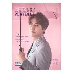 SCENE PLAYBILL (韓国雑誌) / 2016年6月号 [ 韓国 雑誌 ] 韓国音楽専門ソウルライフレコード