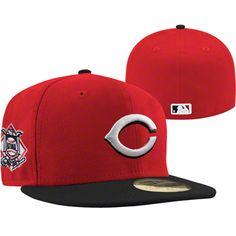 Cincinnati Reds New Era 59FIFTY Fitted Hat