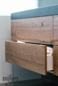 Robuust maatmerk meubel | Het Badhuys Breda