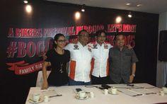 Bogor Bike Week 2015: HDCI Tebar Semangat Persaudaraan