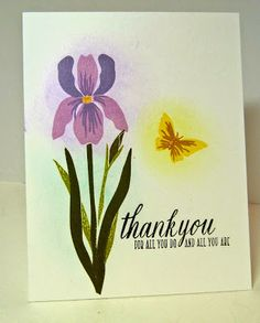 Cards-by-the-Sea: Thank You Cards