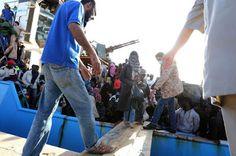 Nestali deseci izbjeglica kod libijske obale!