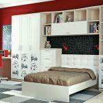 Мебель для спальни на заказ по размерам заказчика - Москва mebeltopshop.ru.