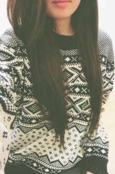 perfect sweater for winter