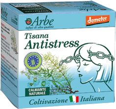Tisana Antistress Biologica