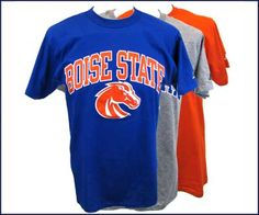 The perfect tee for any Boise State Bronco fan!