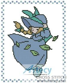 Little Sarah 1 Counted Cross Stitch Pattern http://www.artecyshop.com/index.php?main_page=product_info&cPath=19_22&products_id=1065