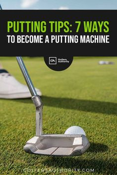 Golf Chipping Tips, Golf Tips Driving, Golf Putting Tips, Club Face, Golf Instruction, Golf Tips For Beginners, Perfect Golf, Golf Training, Golf Irons