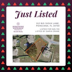 #vacantland #acreage #land #buyland #theyarentmakeingitanymore #poinciana #florida #forsaleinpoinciana #countrysetting #holidaylistings #forsaleoverchristmas #centralfloridarealtor #buildit #yourdreamhomeawaits Improve Yourself, Finding Yourself, Vacant Land, How To Buy Land, Find Homes For Sale, Next At Home, Investment Property, First Names, The Neighbourhood