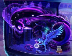 Princess Luna - Full by viwrastupr.deviantart.com on @DeviantArt