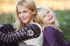 cute sister photo for my girls