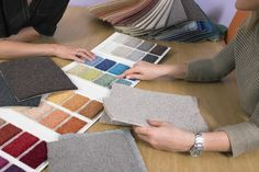 What is the right carpet color for your home? This guide shows you how to look at your lifestyle, other room elements, and lighting to help decide.